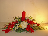 East Naples Flowers - Classic Christmas - Gene's 5th Ave. Florist
