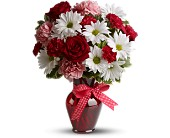 Hugs and Kisses in Nationwide MI, Wesley Berry Florist, Inc.