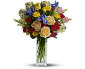 Teleflora's Harmony of Hues in Maple ON, Jennifer's Flowers & Gifts