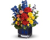 Teleflora's Color Collage in Forest Grove OR, OK Floral Of Forest Grove