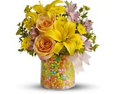 Teleflora's Spring Surprise in Watertown NY, Sherwood Florist