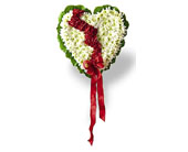 Broken Heart in Charlotte NC, Starclaire House Of Flowers Florist