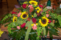 Autumn Sympathy in Melbourne FL, Paradise Beach Florist & Gifts