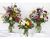 Garden Bouquet in Brownsburg, Indiana, Queen Anne's Lace Flowers & Gifts