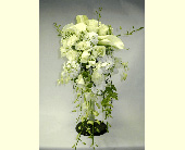 wedding in Port Chester, New York, Floral Fashions