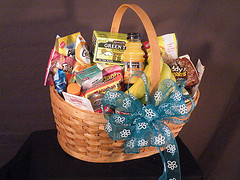 Feel better basket in Chapel Hill NC, Floral Expressions and Gifts