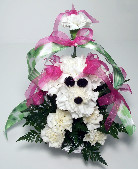 Spring Time Puppy Dog in Big Rapids, Cadillac, Reed City and Canadian Lakes MI, Patterson's Flowers, Inc.