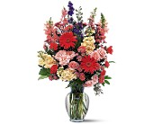 Sunshine and Smiles-Deluxe in AVON NY, Avon Floral World