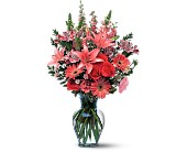 Marvelous Pinks in East Amherst NY, American Beauty Florists