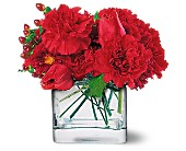 Passionate Reds in Orange CA, LaBelle Orange Blossom Florist