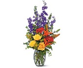 Colorful Sensation in Three Rivers MI, Ridgeway Floral & Gifts