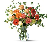 Blossoming Orange in Bound Brook NJ, America's Florist & Gifts