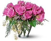 A Lavender Dozen in Lake Worth FL, Lake Worth Villager Florist