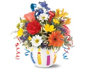 Teleflora's Birthday Celebration in Nationwide MI, Wesley Berry Florist, Inc.
