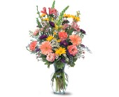 Conroe Flowers - Timeless Pastels - Top Florist