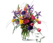 Spirited Spring in Kirkland WA, Fena Flowers, Inc.
