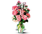 Pink Spring Bouquet in Chicago IL, Chicago Flower Company