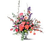 Classic Spring Bouquet in Nationwide MI, Wesley Berry Florist, Inc.