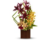 Teleflora's Bamboo Oasis in Bothell WA, The Bothell Florist