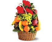 Tower of Fruit in Bellevue WA, Bellevue Crossroads Florist