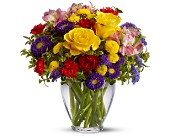 Brighten Your Day in Vancouver BC, Downtown Florist