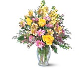 Wishing You Well in Carol Stream IL, Fresh & Silk Flowers