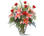 Celebrations Bouquet in Evansville IN, Cottage Florist & Gifts