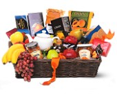 Grande Gourmet Fruit Basket in Lake Worth FL, Lake Worth Villager Florist