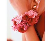 Ruby Romance Bracelet in West Los Angeles CA, Westwood Flower Garden