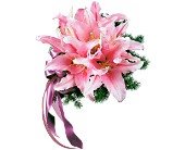 Oriental Lilies Nosegay in Rockville MD, America's Beautiful Florist