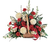Fireside Basket in Holmdel NJ, Holmdel Village Florist