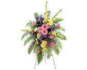 Hope and Harmony Spray in Burlington NJ, Stein Your Florist