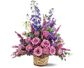 Gentle Comfort Basket in Nationwide MI, Wesley Berry Florist, Inc.