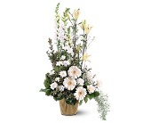 White Impressions in Gretna LA, Le Grand The Florist