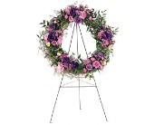 Grapevine Wreath in Nationwide MI, Wesley Berry Florist, Inc.