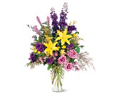 Loving Beauty Bouquet in Nationwide MI, Wesley Berry Florist, Inc.