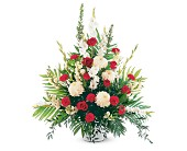 Cherished Moments Arrangement in Carol Stream IL, Fresh & Silk Flowers
