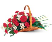 Basket of Comfort in Nationwide MI, Wesley Berry Florist, Inc.