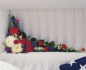 Patriotic Spirit Cluster in Burlington NJ, Stein Your Florist