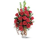 Rose Radiance in Nationwide MI, Wesley Berry Florist, Inc.