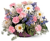 Pastel Dreams in Nationwide MI, Wesley Berry Florist, Inc.