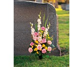 Graveside Remembrances in Sunnyvale TX, The Wild Orchid Floral Design & Gifts