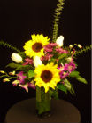 Sunny Mix in Las Vegas NV, Enchanted Florist