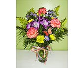 Sweet Surprise in Raleigh NC, Gingerbread House Florist - Raleigh NC