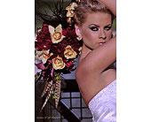 Custom Wedding in Bakersfield, California, White Oaks Florist