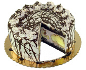 Mediterranian Cake by Bakery Delights in Baltimore MD, Raimondi's Flowers & Fruit Baskets