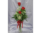 Trio of Kisses in Greensboro NC, Send Your Love Florist & Gifts