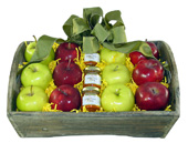Apples & Honey in Baltimore MD, Raimondi's Flowers & Fruit Baskets