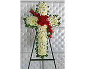 Deluxe Hope and Honor Cross in Santa Monica CA, Santa Monica Florist