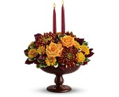 Teleflora's Harvest Bowl Bouquet in Eldora IA, Eldora Flowers and Gifts
